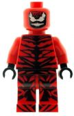 Carnage Enemy of Spiderman - Custom Designed Minifigure